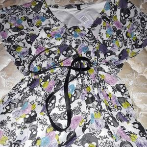 Torrid Skull Dress Size 4
